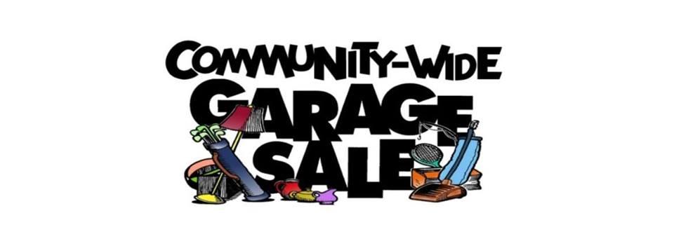 Community-Wide Garage Sale – Jewish Detroit Community Calendar